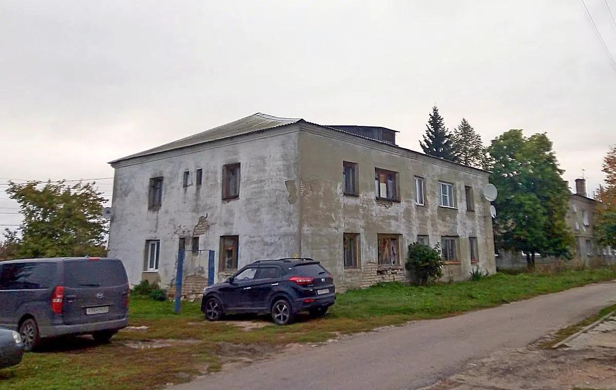 В Вязниковском районе многодетные семьи живут в доме без отопления