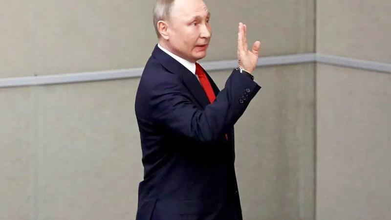 Владимирская область поддержала обнуление сроков Путина