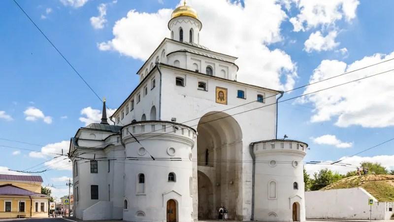 Золотые ворота готовят к реставрации