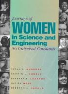 Journeys of Women in Science and Engineering - No Universal Constants