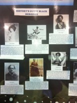 National Women's History Month Display in Chesnutt Library