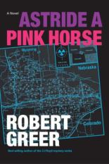 Astride a Pink Horse (#ChesnuttLibrary New Books)