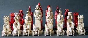 Shakespeare Theater Chessmen