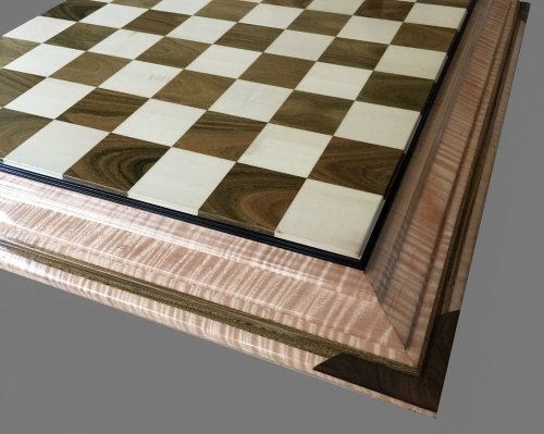 Holly and Verawood Chessboard