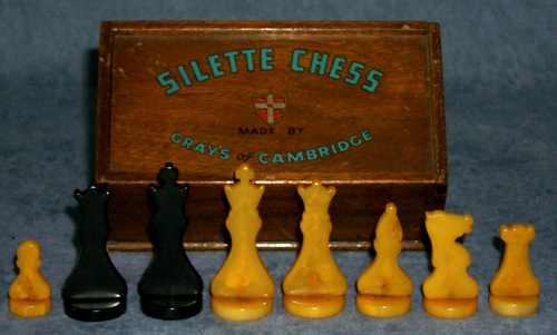 Silette Catalin Chessmen