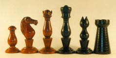 Jaques Strand Chessmen