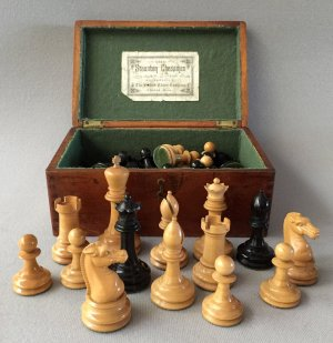 British Chess Company Staunton Chessmen