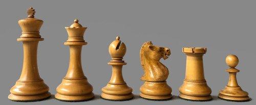 Richard Whitty Antique Chessmen