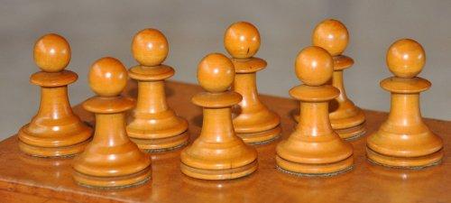 Richard Whitty Antique Chess Set