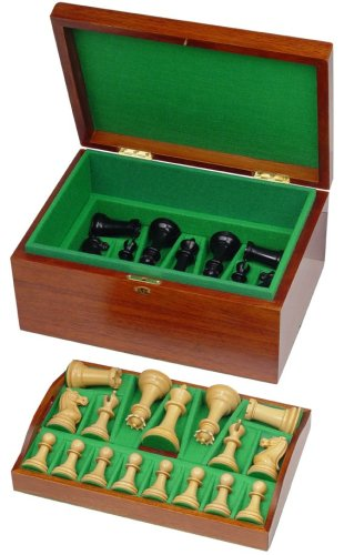 Jaques Club Size 1850 Series Chessmen