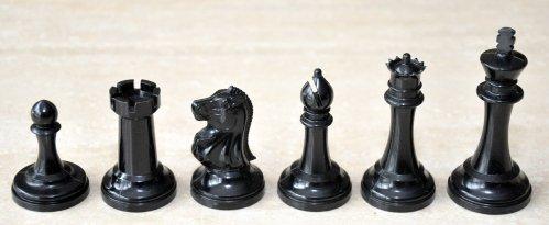Chad Valley Plastic Chessmen