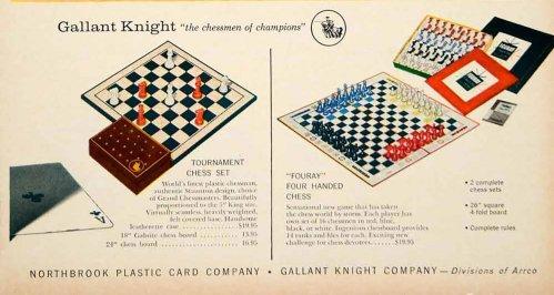 Gallant Knight Ad