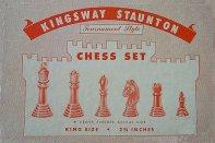 Kingsway Staunton Box