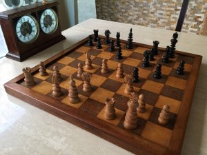 William Lund Old English Pattern Chessmen