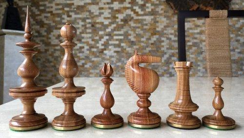 Killarney Reproduction Chessmen