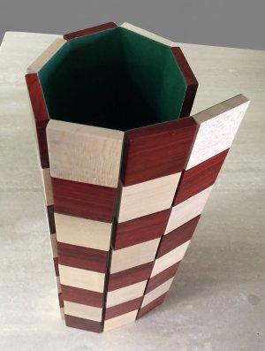 RollUp Folding Wooden Chessboard