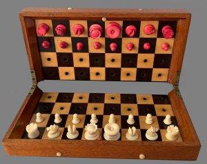 Ivory Type 1B Status Quo Chess