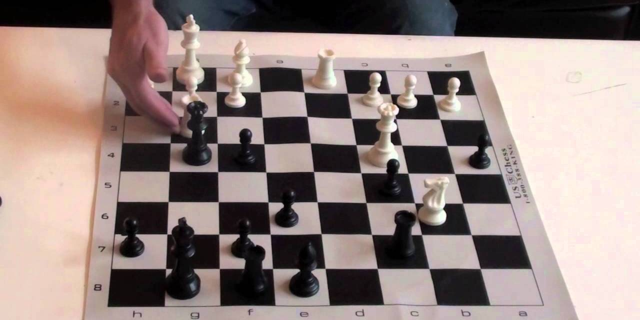 Chess Tutorial #5 Absolute Pin