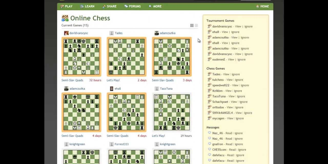 How to Play Chess on Chess.com – Basic Feature Tutorial Introduction