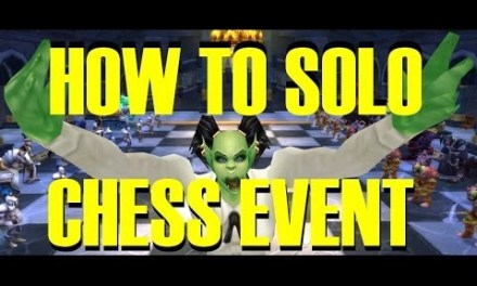 Karazhan – Solo Chess Event Tutorial (EASY)