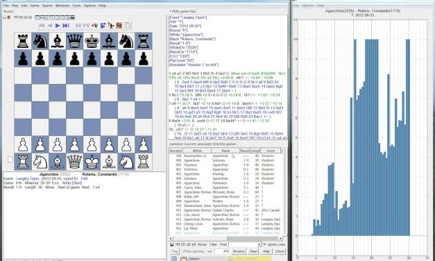 Improve your Chess with a Free Chess Database program – Scid Vs Pc