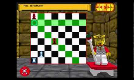 LEGO Chess – Tutorial 5: Material, Forks & Pins, Notation [Book 3]