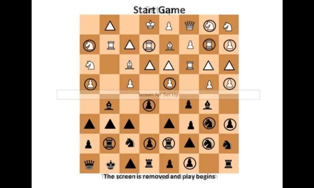 Cyvasse: Battle Chess Basic Game Tutorial