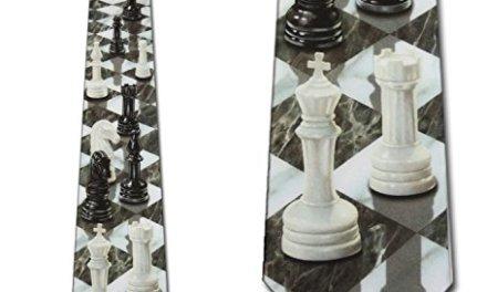 Chess TIES Perspective Neck Tie