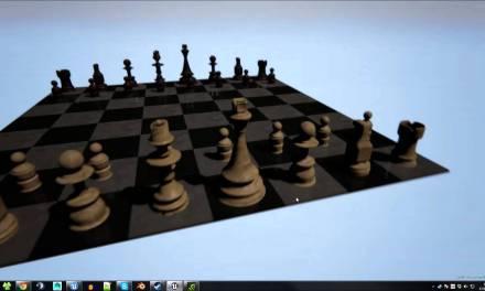 Unreal Engine 4 – Chess