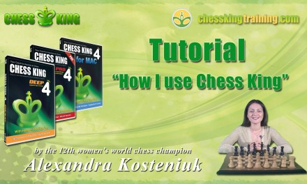 Kosteniuk Tutorial on How to use Chess King 4 for PC or Mac