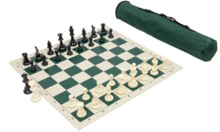 Wholesale Chess Archer Chess Set Combo – Forest Green