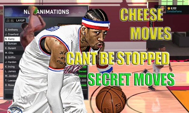 NBA 2K16   Dribble Tutorial How To Become Unguardable Tutorial   Secret Attributes /