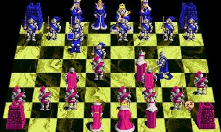 Amiga Longplay: Battle Chess (CD32)