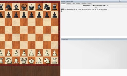 Building Chess Opening Repertoire – Step 1 – Getting reference database