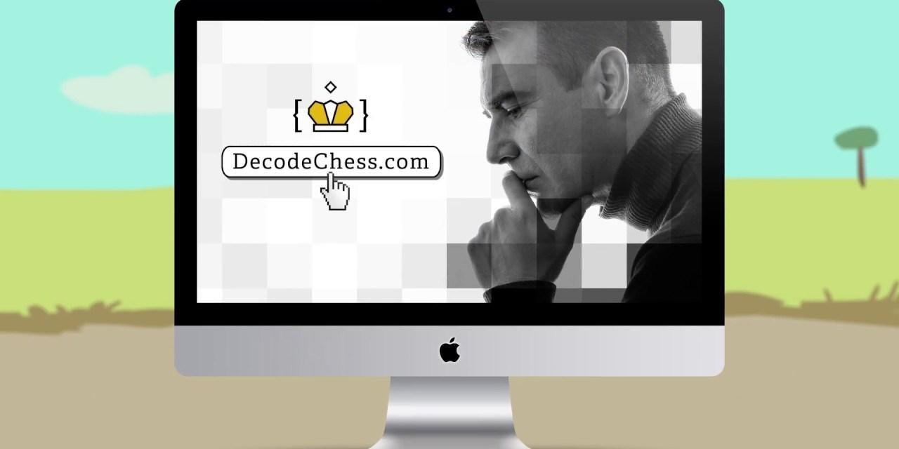 DecodeChess – Tutorial {advanced}