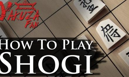 How to Play: Shogi