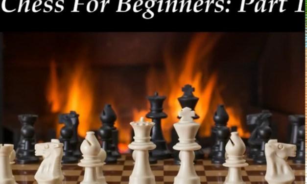 Boss Chess Tutorial: Part 1