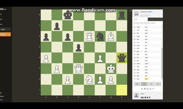Chess Tutorials   Queens Pawn Game