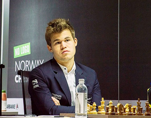Carlsen wins Norway Chess 2016