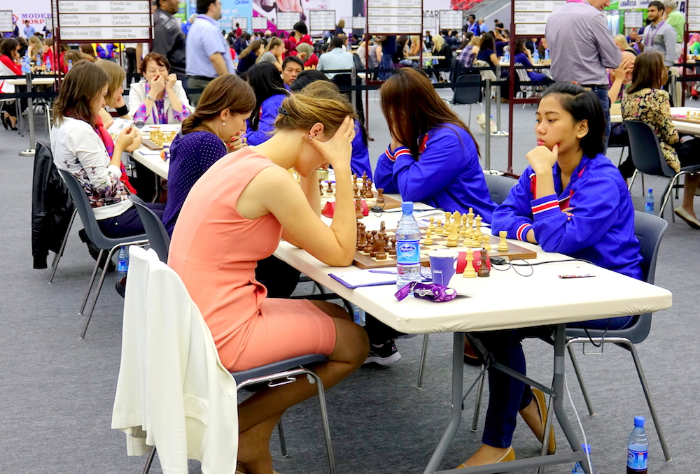 Philippines lost to Lithuania; Settled for 34th Place Final Ranking (Women)