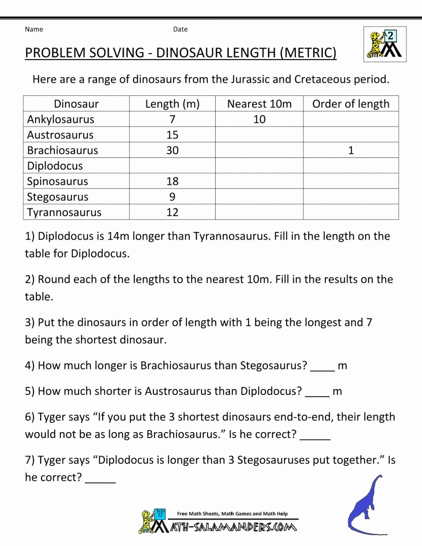 50 Algebra Word Problems Worksheet