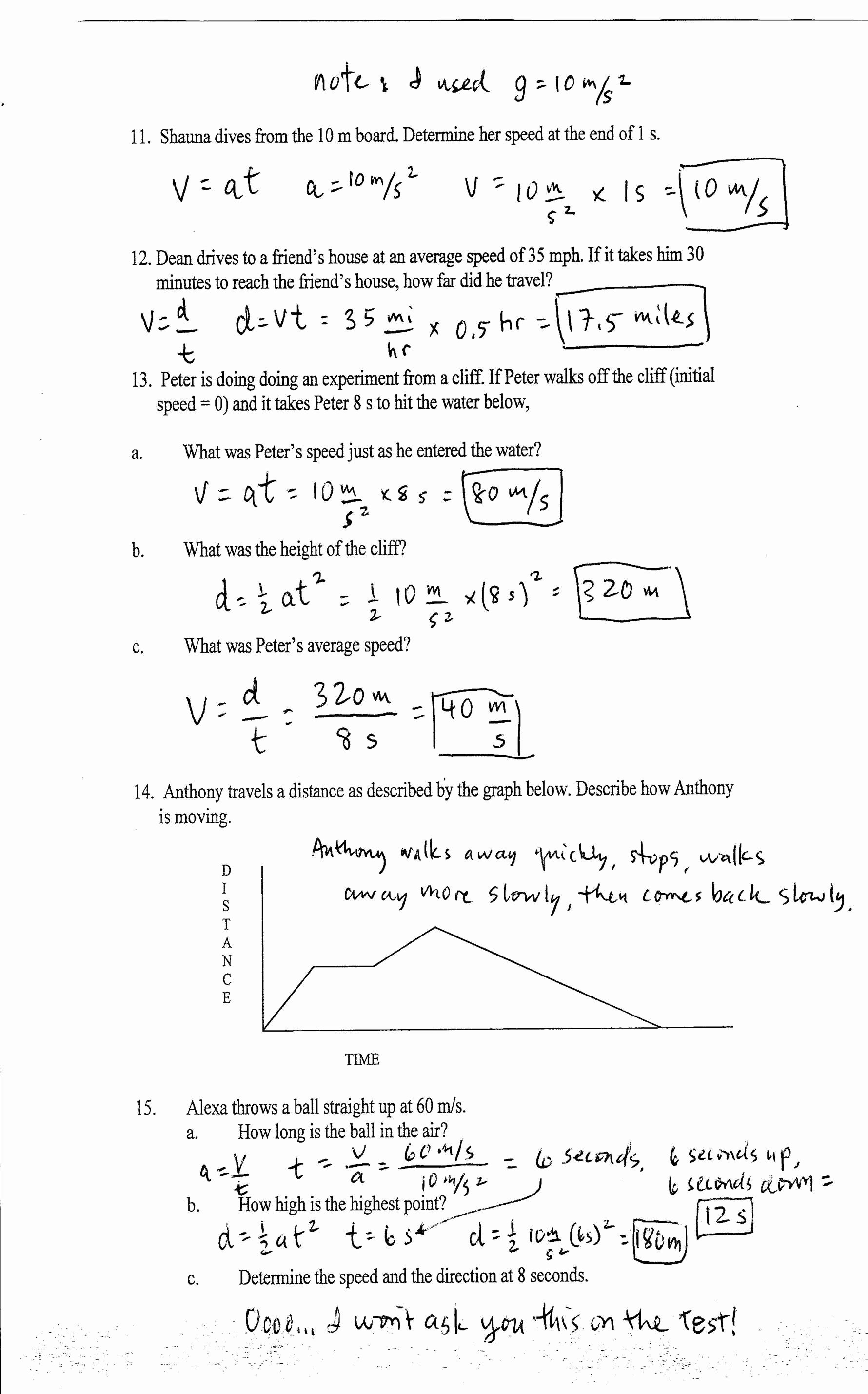 50 Interpreting Graphs Worksheet High School