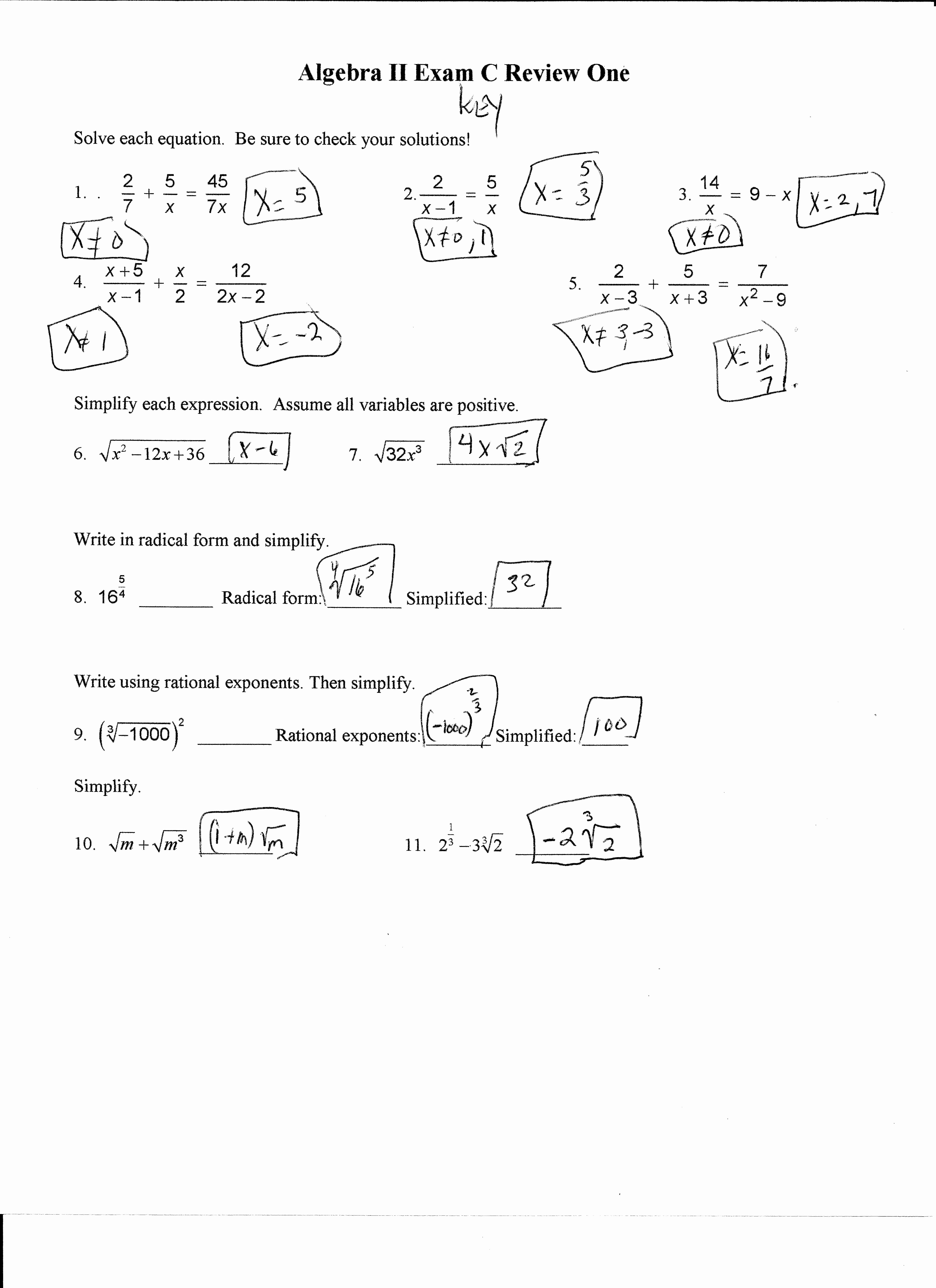 Literal Equations Worksheet Answer Key Luxury Pin On