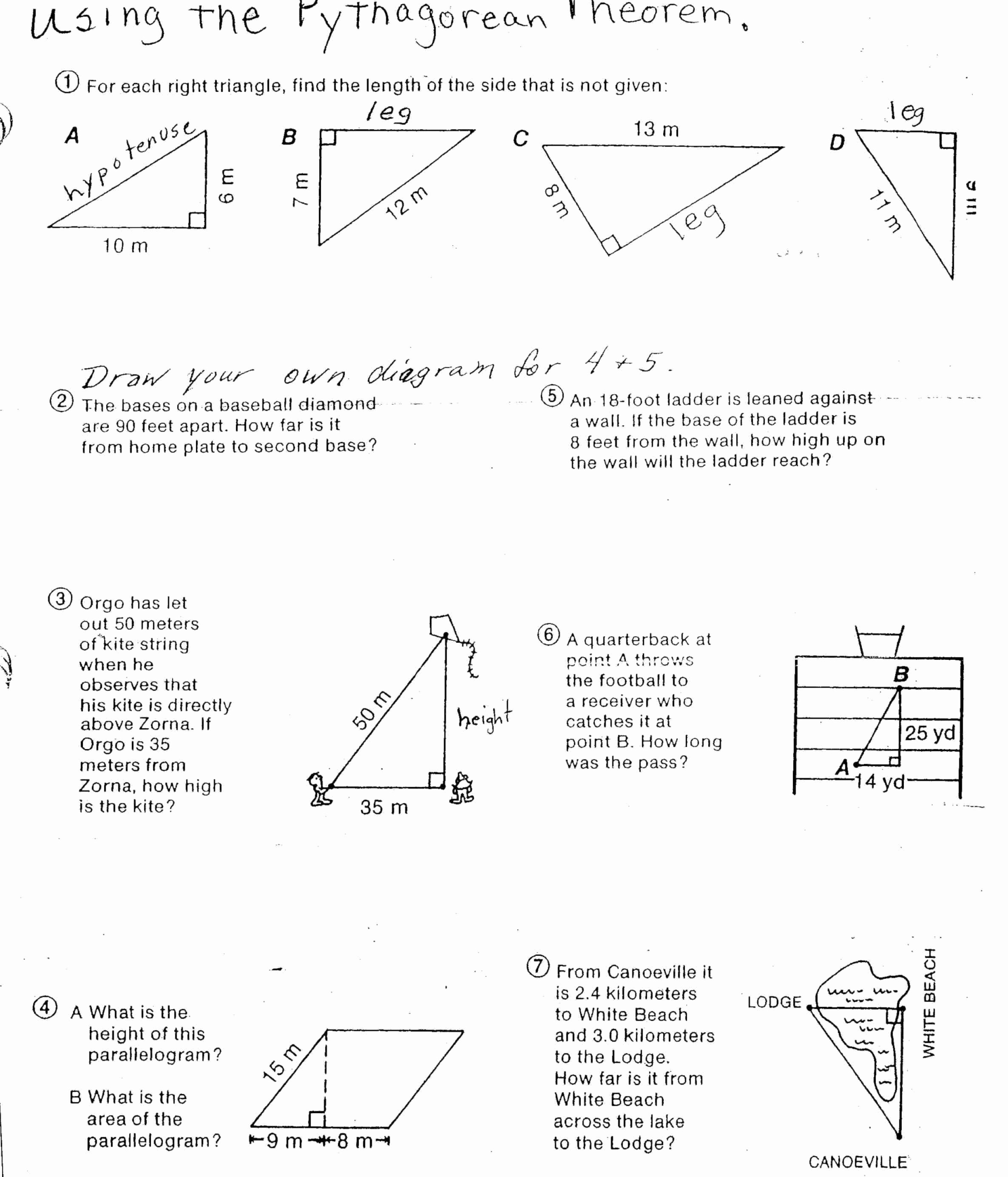 50 Vector Addition Worksheet With Answers