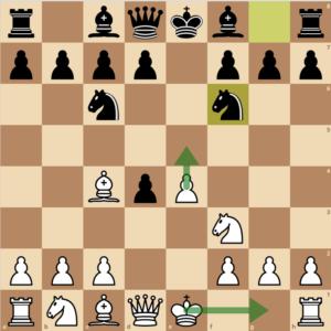 Nf6 Scotch Gambit