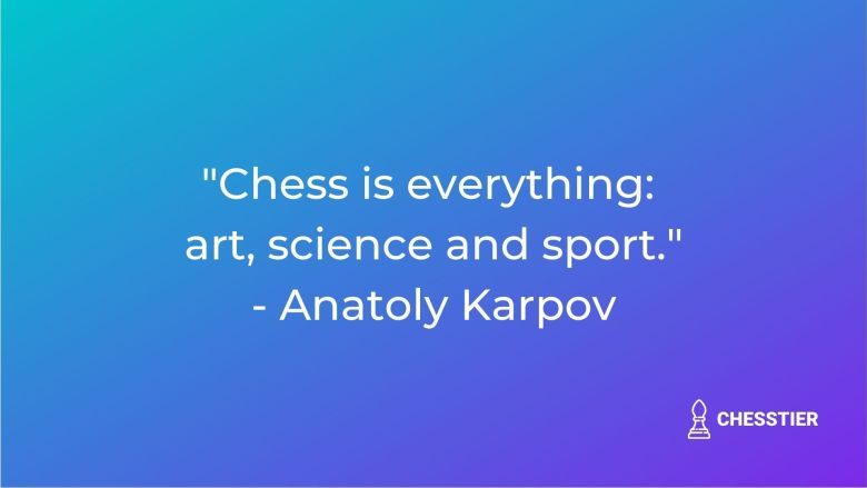 chess quotes karpov