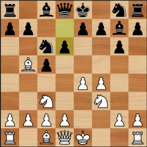 chess opening against sicilian