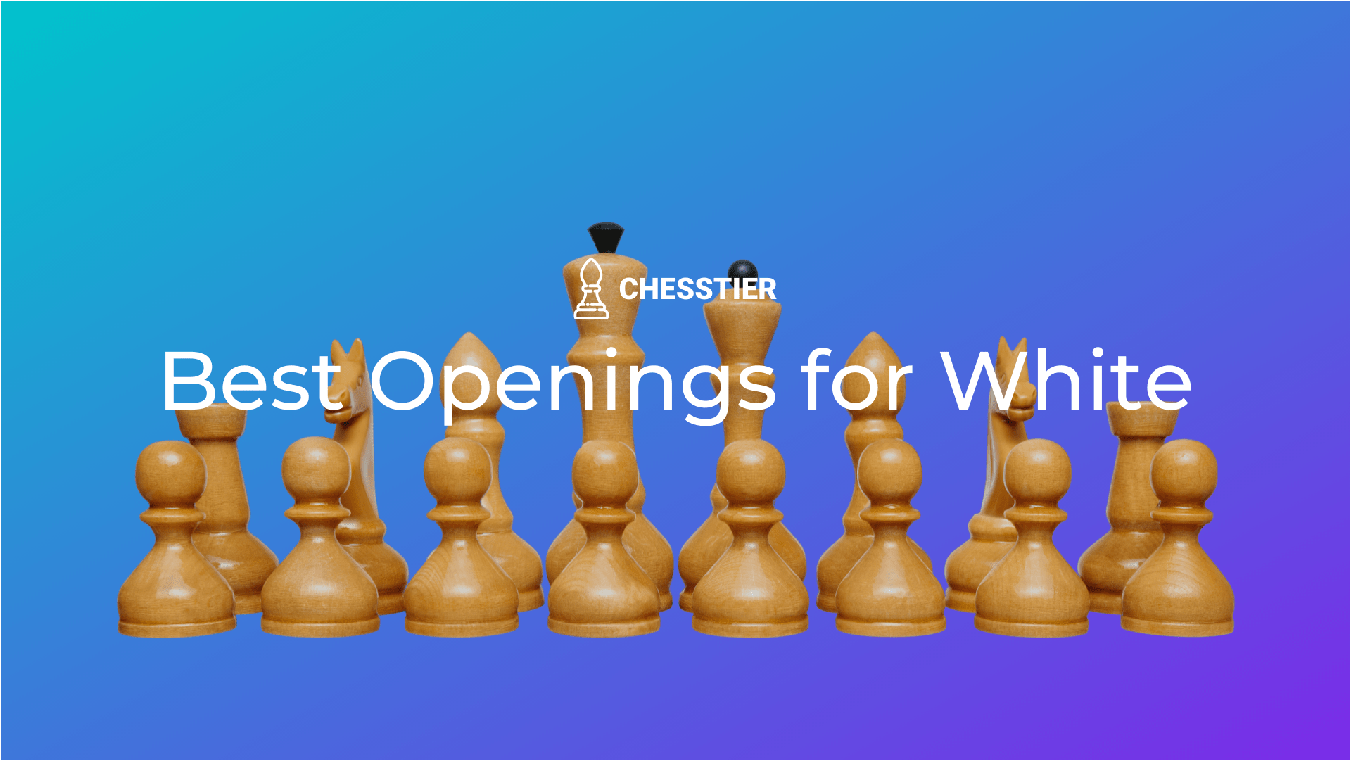best chess openings for white