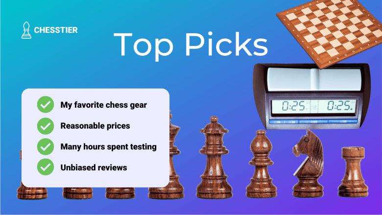 best chess gear