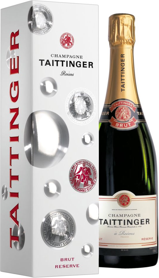 Taittinger Brut Reserve Champagne NV Chester Beer And Wine